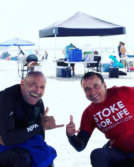 March 16 Stoke for Life Surf Clinic