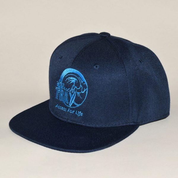 Beach Trax Flat Brim Hat