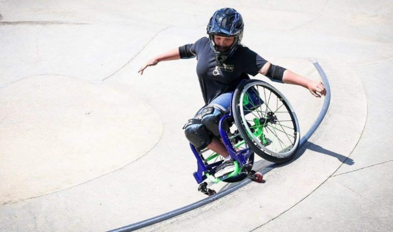 Meet Adaptive Athlete Alyssa