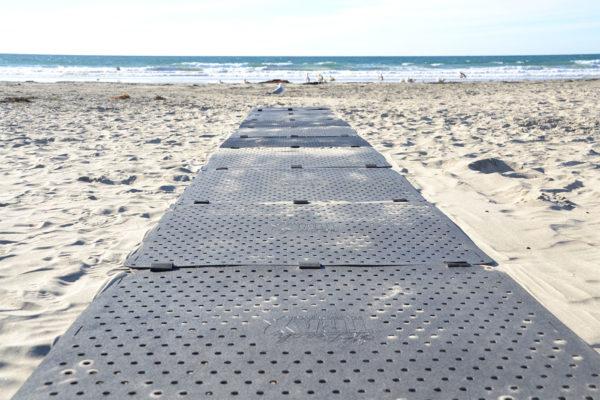 Access Trax Beach Trax