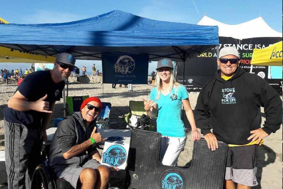 Beach Trax ISA Stance Championships