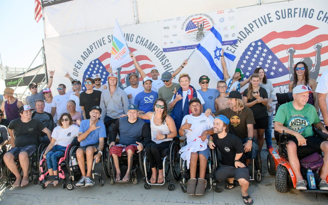 2019 US Open Adaptive Surfing Championships