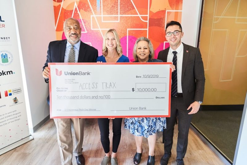 Access Trax Wins Local Business Pitch Competition