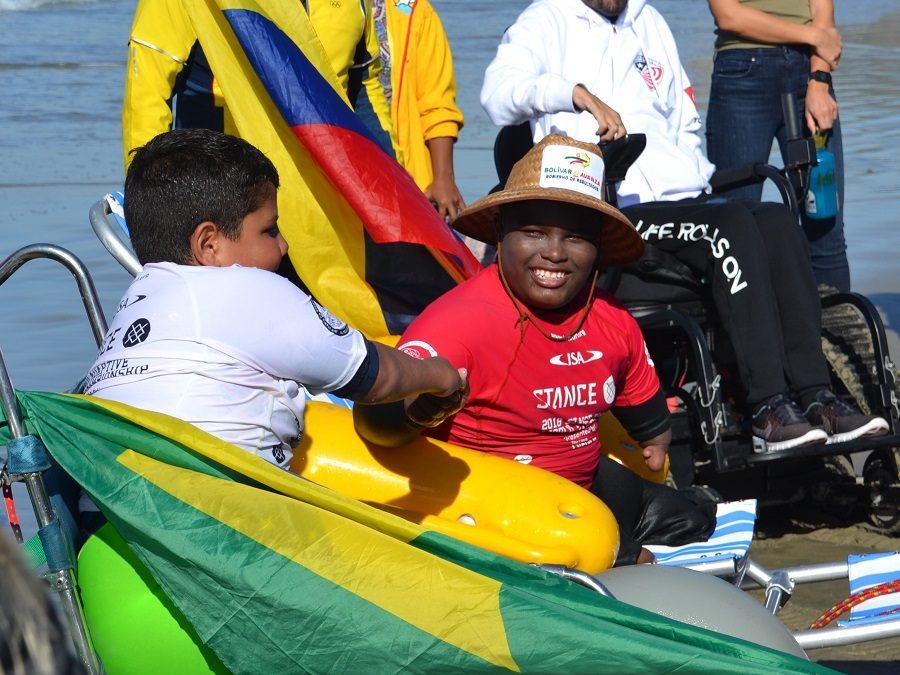 2020 AmpSurf ISA World Para Surfing Championships