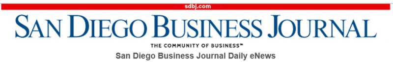 logo sd business journal