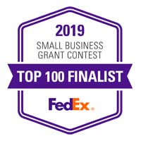 fedex logo grant award